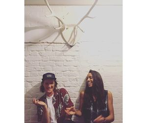 friends, legends of thomorrow, and maisie richardson-sellers image