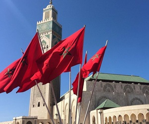 islamic, moroccan, and mosque image