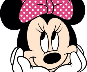 disney, minnie mouse, and cute image