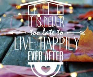 autumn and happy image