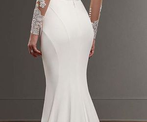 beautiful, gowns, and dress image