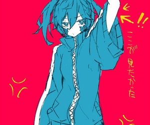 kagerou project, kagepro, and mekakucity actors image