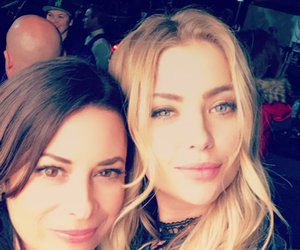 pretty little liars, ashley benson, and holly marie combs image