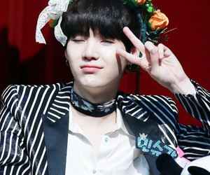 bts, cute, and min yoongi image