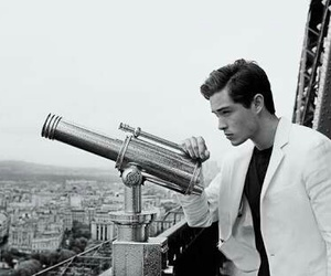 boy, Francisco Lachowski, and model image