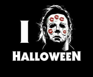 love, Halloween, and horror image