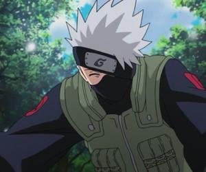 anime, naruto, and sensei image