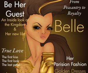 vogue, belle, and princess image