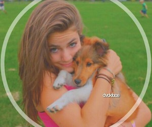 dog, quality, and girl image