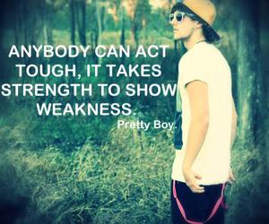 pretty boy, quotes, and tumblr image