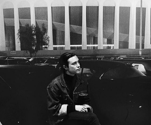 black and white, the neighbourhood, and zach abels image