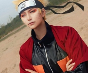 naruto and cosplay image
