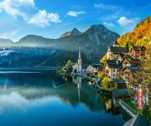 autumn water image