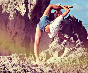 Dream, fashionable, and fitness image