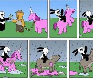 unicorn and friendship image
