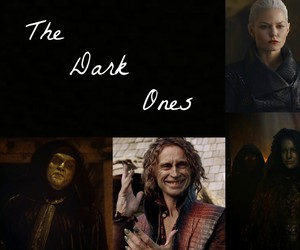 Darkness, robert carlyle, and villains image