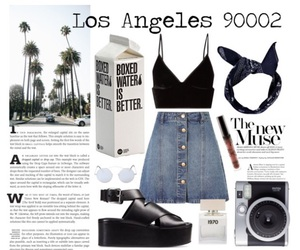 Beverly Hills, boxed water, and candles image