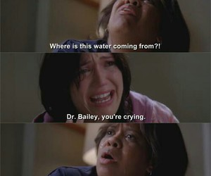 grey's anatomy and dr bailey image
