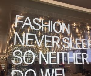 fashion, sign, and light image