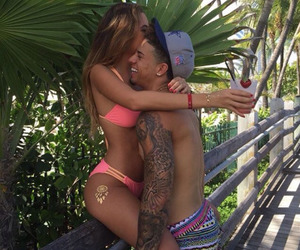 couple, goals, and tatoos image