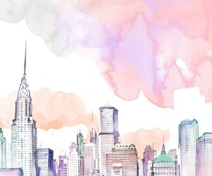 art, cute, and cityscape image