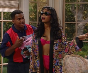 90s, ashley banks, and fresh prince image