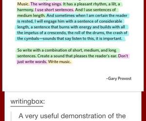 tumblr and writing image