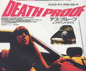 Death Proof and movie image