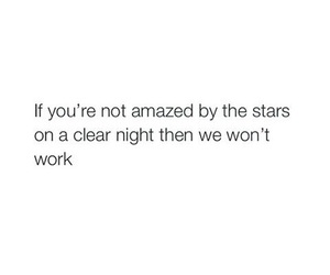 quote, stars, and true image