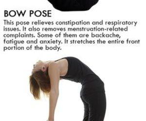 yoga, motivation, and workout image