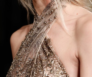 details, dress, and emilio pucci image