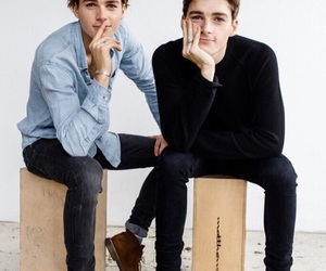 twins, finn, and jack image