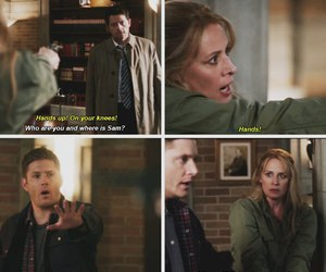 dean, dean winchester, and mary winchester image