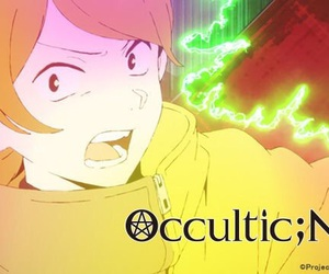 anime, yellow, and occultic;nine image