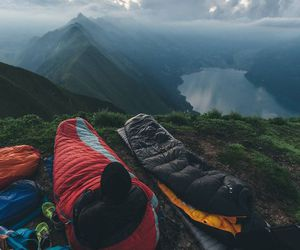 nature, adventure, and mountain image