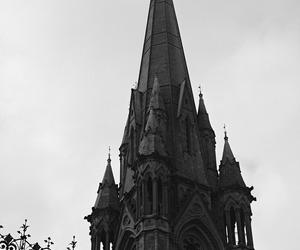 dark architecture image
