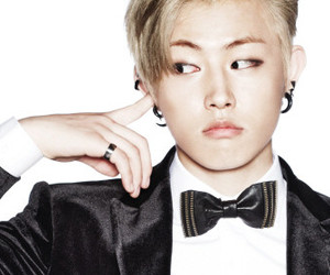 block b and u-kwon image