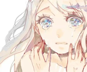 77 Images About Sad Anime Girl On We Heart It