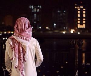 arab, arabic, and men image