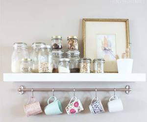 coffee, decor, and nature image