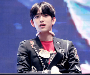 kpop, jinyoung, and cute image