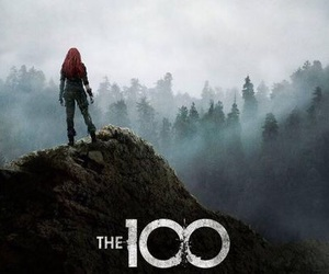 clarke, the 100, and eliza taylor image