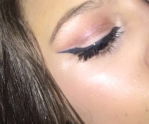 highlight, makeup, and pretty image