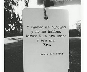 frases, girl, and mario benedetti image