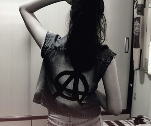 anarchism, anarchy, and clothes image