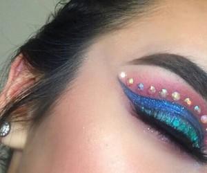 amazing, art, and eyeshadow image