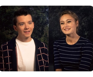 celebrities, movie, and asa butterfield image