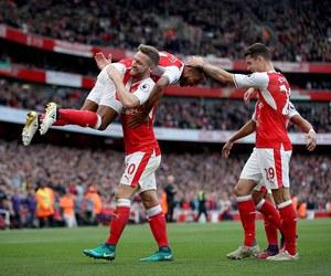 Arsenal, afc, and granit xhaka image