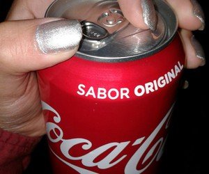 bottle, coca cola, and coke image