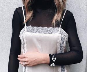 fashion, silk, and cami  image